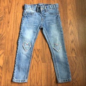 Cat & Jack size 4T skinny jeans